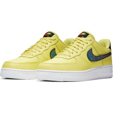 Nike Air Force 1 '07 LV8 Sneaker gelb CI0064 700 – Bild 3