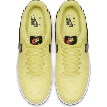 Nike Air Force 1 '07 LV8 Sneaker gelb CI0064 700 – Bild 4