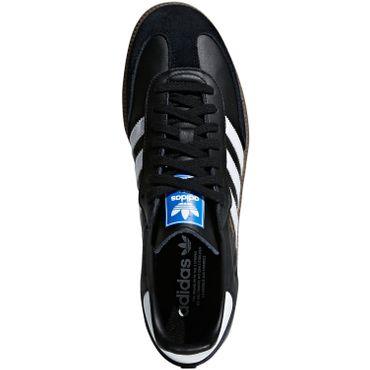 adidas Originals Samba OG schwarz weiß B75807 – Bild 7