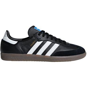 adidas Originals Samba OG schwarz weiß B75807 – Bild 1