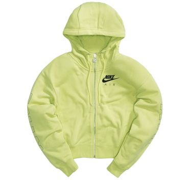 Nike W NSW Air Hoodie Damen limelight CJ3041 367