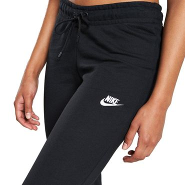 Nike Sportswear Essential Women´s Fleece Pants schwarz BV4099 010 – Bild 4
