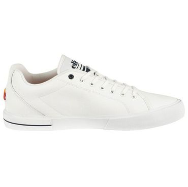Ellesse Taggia Leather AM Herren Sneaker weiß 6-13659 – Bild 1