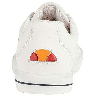 Ellesse Taggia Leather AM Herren Sneaker weiß 6-13659 – Bild 3