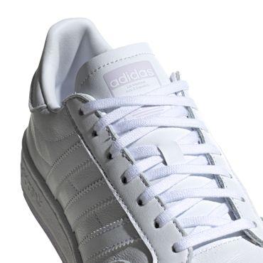 adidas Originals Team Court W white lila EG9825 – Bild 3