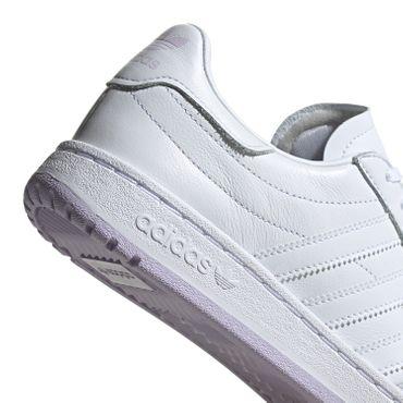 adidas Originals Team Court W white lila EG9825 – Bild 4