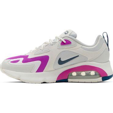 Nike Air Max 200 W Damen Sneaker weiß lila CI3867 001 – Bild 2