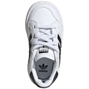 adidas Originals Team Court EL I white black EG9093 – Bild 6
