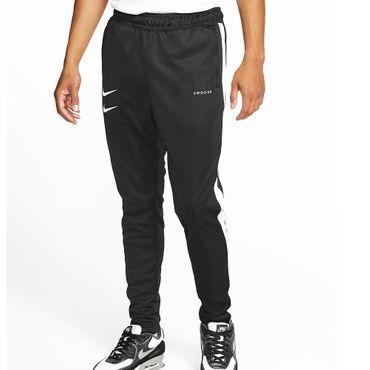 Nike Sportswear Swoosh Herren Hose schwarz weiß CJ4873 010 – Bild 1