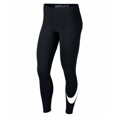 Nike Sportswear Leg-A-See Swoosh Leggings schwarz AR3509 011 – Bild 1