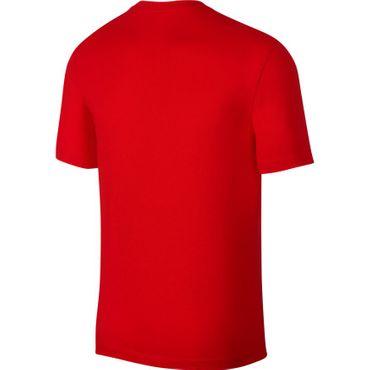 Nike Sportswear JDI T-Shirt Herren rot AR5006 657 – Bild 2