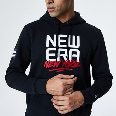 New Era New York Graphic Black Hoodie 12195368 – Bild 2