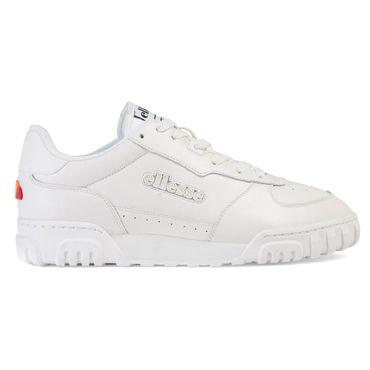 Ellesse Tanker Lo Leather AM Herren Sneaker weiß 6-13670 – Bild 1