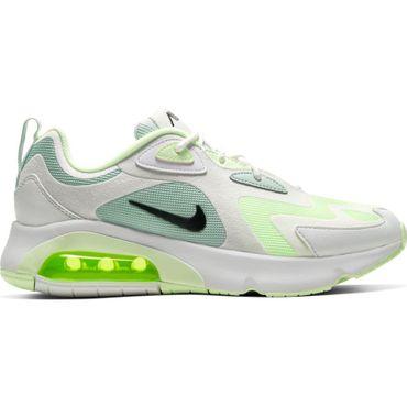 Nike Air Max 200 W Damen Sneaker weiß gelb CI3867 300 – Bild 1