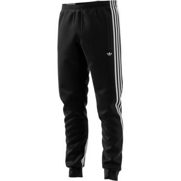 adidas 3-Streifen Wrap Hose Herren schwarz weiß FM1528 – Bild 1