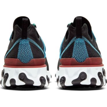 Nike React Element 55 SE Herren Sneaker grau blau CD2153 001 – Bild 6