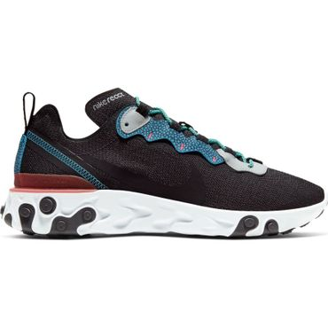 Nike React Element 55 SE Herren Sneaker grau blau CD2153 001 – Bild 1