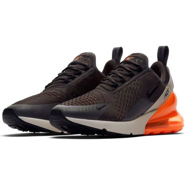 Nike Air Max 270 Herren Sneaker grau orange AH8050 024 – Bild 3