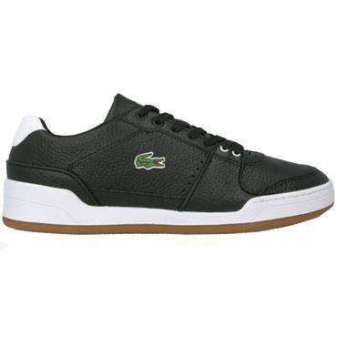Lacoste Challenge 15 120 Herren Sneaker schwarz weiß 7-39SMA0003312 – Bild 1