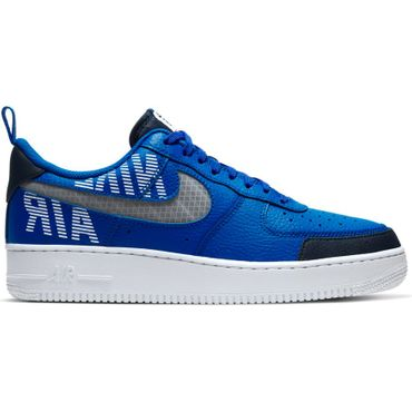 Nike Air Force 1 '07 LV8 2 Under Construction Racer Sneaker blau BQ4421 400 – Bild 1