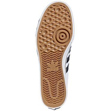 adidas Originals Nizza Sneaker Herren weiß schwarz CQ2333 – Bild 7