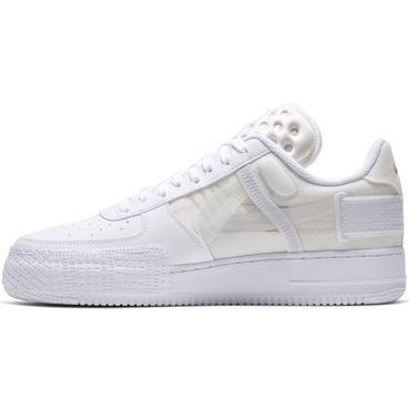 Nike Air Force 1-Type Herren Sneaker weiß CQ2344 101 – Bild 2