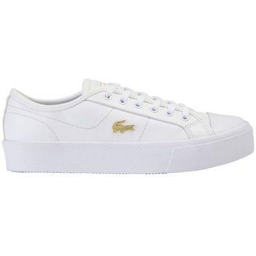 Lacoste Ziane Plus Grand 120 Damen Sneaker weiß 7-39CFA005021G – Bild 1