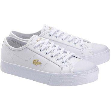 Lacoste Ziane Plus Grand 120 Damen Sneaker weiß 7-39CFA005021G – Bild 2
