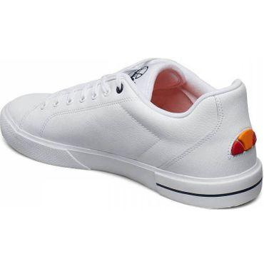 Ellesse Taggia Leather AF Damen Sneaker weiß 6-13663 – Bild 2