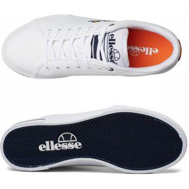 Ellesse Taggia Leather AF Damen Sneaker weiß 6-13663 – Bild 4