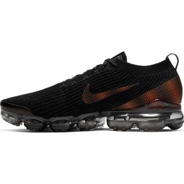 Nike VaporMax Flyknit 3 Herren Sneaker schwarz orange CU1926 001 – Bild 2