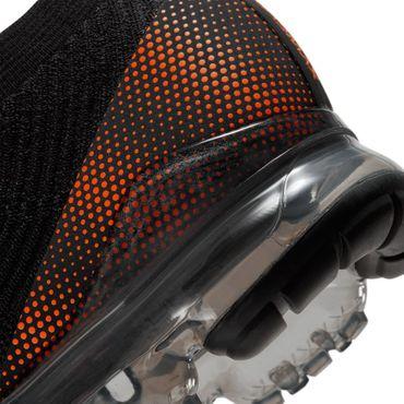 Nike VaporMax Flyknit 3 Herren Sneaker schwarz orange CU1926 001 – Bild 7