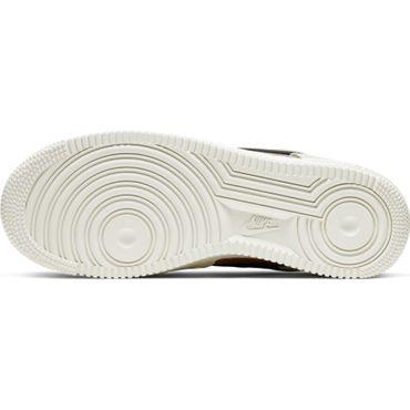Nike Air Force 1 Low Damen Sneaker grau schwarz orange CW2657 001 – Bild 8