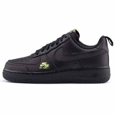 Nike Air Force 1 '07 LV8 Utility Sneaker schwarz CV3039 002 – Bild 2