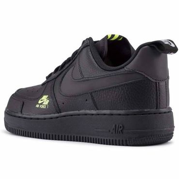 Nike Air Force 1 '07 LV8 Utility Sneaker schwarz CV3039 002 – Bild 3