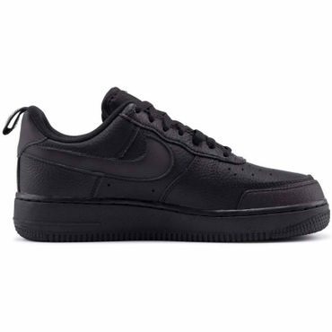Nike Air Force 1 '07 LV8 Utility Sneaker schwarz CV3039 002 – Bild 1