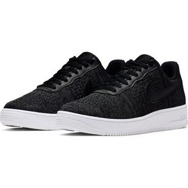 Nike Air Force 1 Flyknit 2.0 Herren Sneaker schwarz CI0051 001 – Bild 2