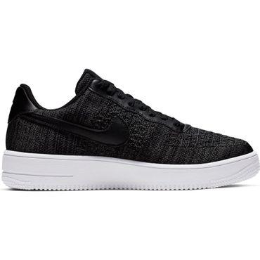 Nike Air Force 1 Flyknit 2.0 Herren Sneaker schwarz CI0051 001 – Bild 1