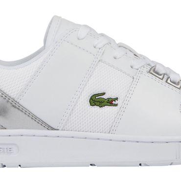 Lacoste Thrill 220 Damen Sneaker weiß silber 7-39SFA0040108 – Bild 2