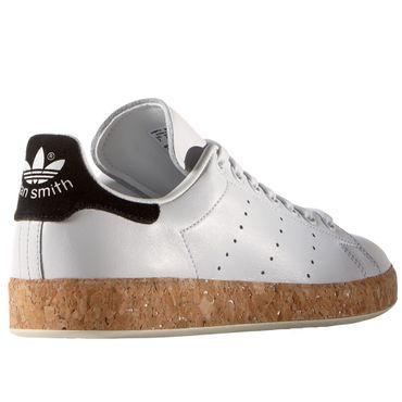 adidas Originals Stan Smith Luxe W Damen Sneaker weiß Kork – Bild 3