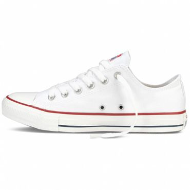 Converse All OX Star Chuck Taylor Chucks weiß – Bild 2