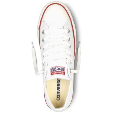 Converse All OX Star Chuck Taylor Chucks weiß – Bild 3