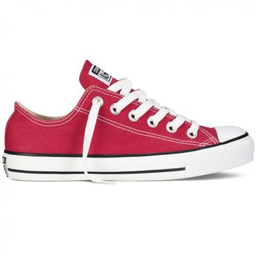 Converse All Star Chuck Taylor Chucks rot weiß