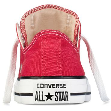 Converse All Star Chuck Taylor Chucks rot weiß – Bild 4