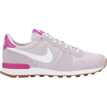Nike WMNS Internationalist Damen Retro Sneaker lila pastell – Bild 1