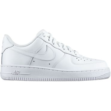 Nike WMNS Air Force 1 '07 Damen Sneaker weiß all white 315115 112 – Bild 1