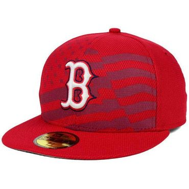 New Era Boston Red Sox July 4th Stars & Stripes 59FIFTY Cap – Bild 1