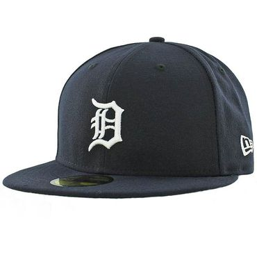 New Era Detroit Tigers Team Structured 59FIFTY Cap – Bild 1