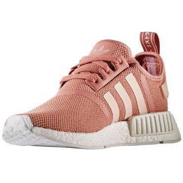 adidas NMD_R1 W Damen Running Sneaker rosa weiß – Bild 2
