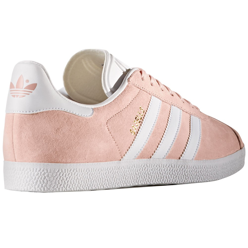 adidas gazelle damen sneaker rosa wei. Black Bedroom Furniture Sets. Home Design Ideas